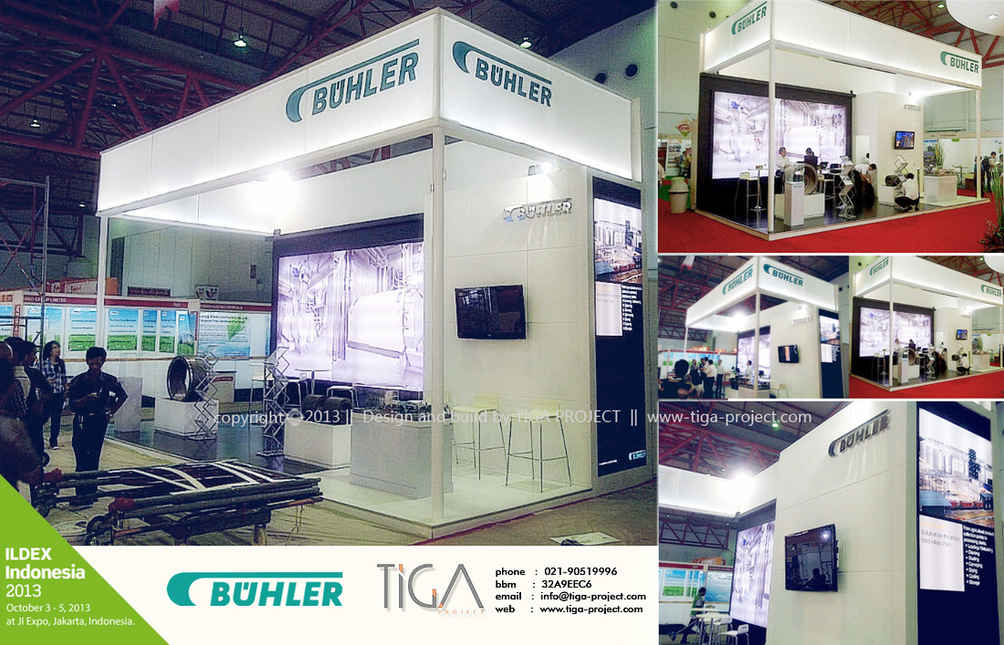 BUHLER stand